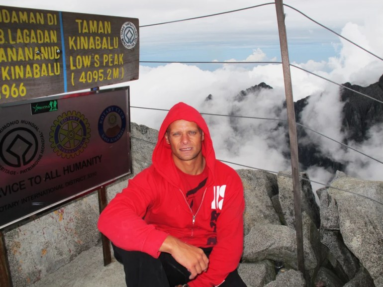 Low's Peak mount kinabalu