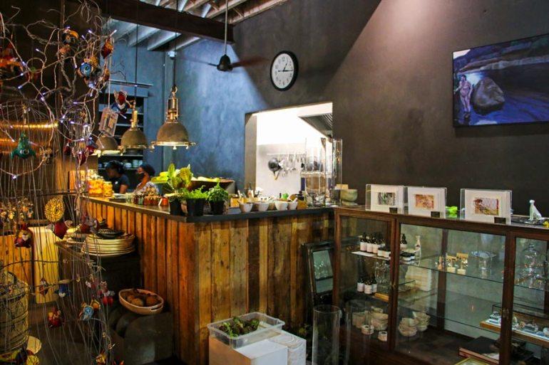 Haas coffee shop Cape Town