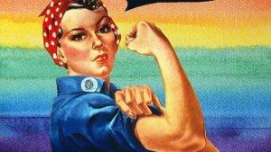 #eheauchfüruns: Feministischer Knutsch‐Protest