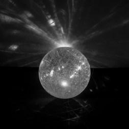 Rutilated Quartz Sphere 4