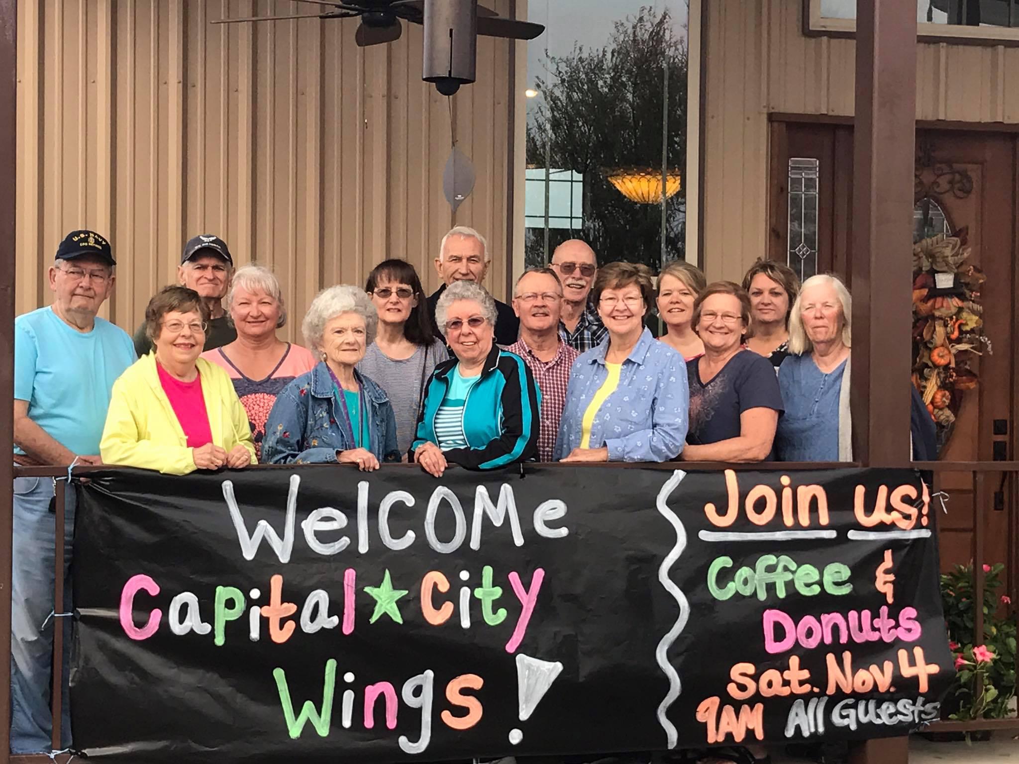 Capital City Wings