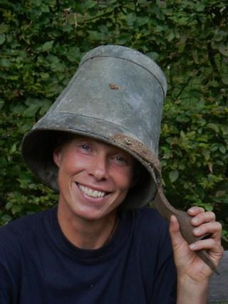 Henny 'de tuinbaas', Sypesteyn (Loosdrecht).