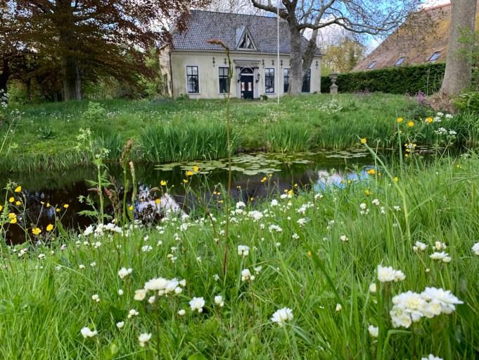 Haarlems klokkenspel bij Harsta State.