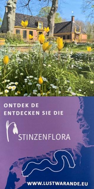 Stinzenflora routekaart.