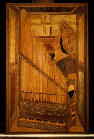 Barili, orgel San Quirico, © Photo Scala