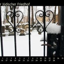 Februarblatt Kalender 2007