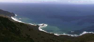 Playa de Arguamul – La Gomera