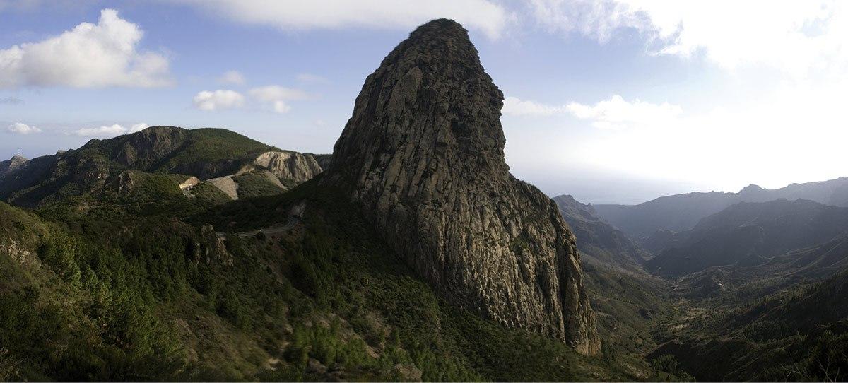 Roque Agando – La Gomera
