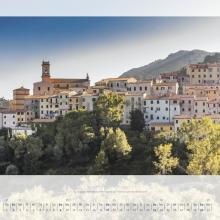 Augustblatt Kalender 2015 –Elba