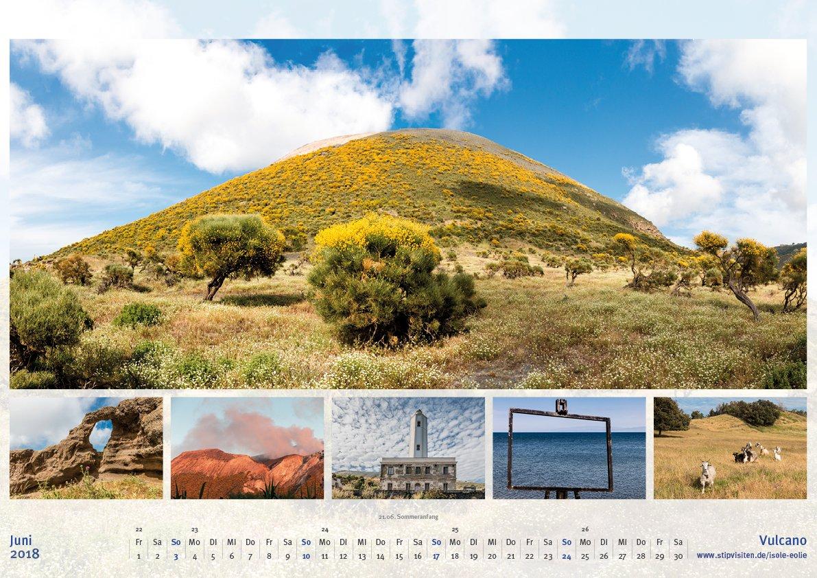 Juni - Vulcano