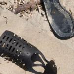 Die Bucht der verlorenen Schuhe