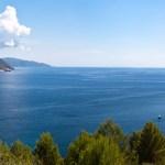Von Marina di Campo zum Capo di Poro