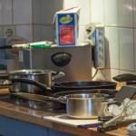 So kann (nein: muss) Küche sein: einfach und gut!