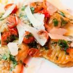 Rosengarten: Einfache italienische Küche