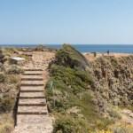 Punta Milazzese, Strandbar und Aperitivo