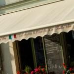Einfache wohlschmeckende italienische Küche