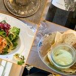 Kleine Wein-Zeitreise, Essensbegleitung inklusive