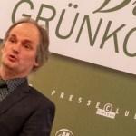 Grünkohl, nicht Braunkohl in Dresden!