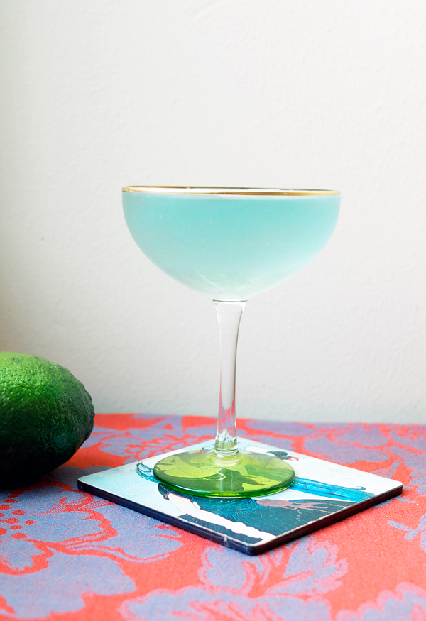 Improved Aviation Cocktail