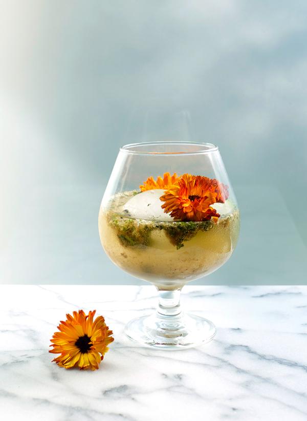A Diwali Cocktail // stirandstrain.com