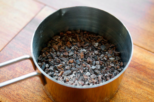 Molasses, Cocoa Nib & Black Strap Rum Cookies // stirandstrain.com