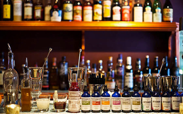 The Traveling Bar: Amor Y Amargo in NYC // stirandstrain.com