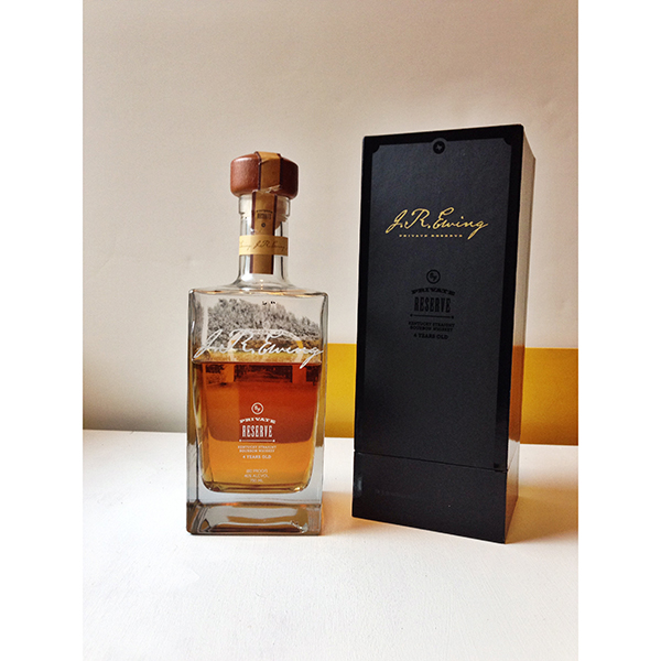 Monday Booze News with JR Ewing Whiskey // stirandstrain.com