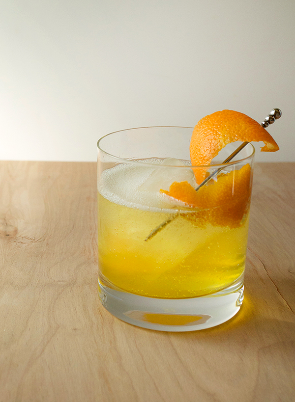 The Southall Tonic // stirandstrain.com