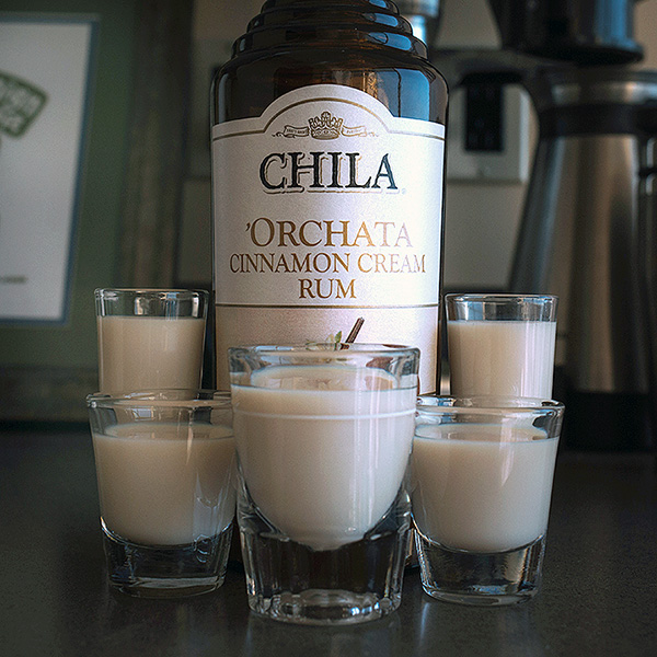 Chila 'Orchata Giveaway // stirandstrain.com