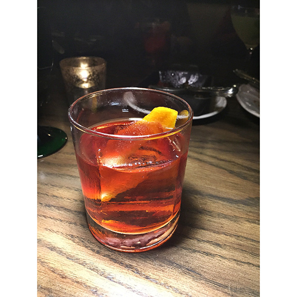 Monday Booze News All Negroni All the time // stirandstrain.com