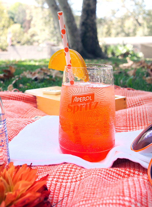 Aperol Spritz Break // stirandstrain.com