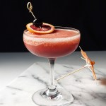 The Frozen Blood and Sand Cocktail…