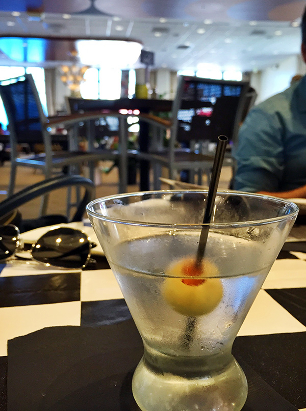 Monday Booze News: martinis at the fair // stirandstrain.com