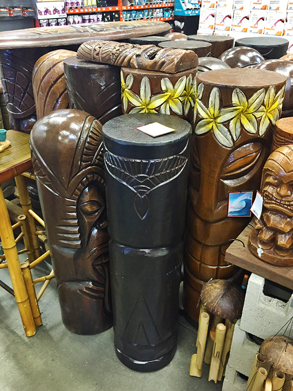 Monday Booze News: tiki at home depot // stirandstrain.com