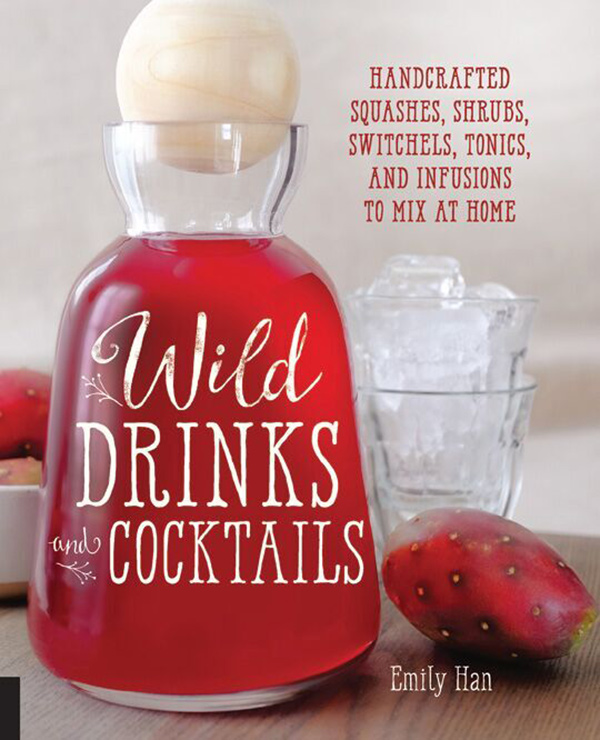 Giveaway - Wild Drinks & Cocktails // stirandstrain.com