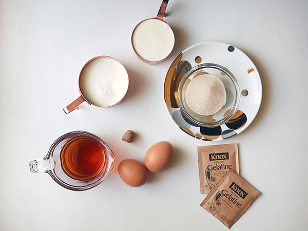 Make It: Eggnog Jello Shots // stirandstrain.com