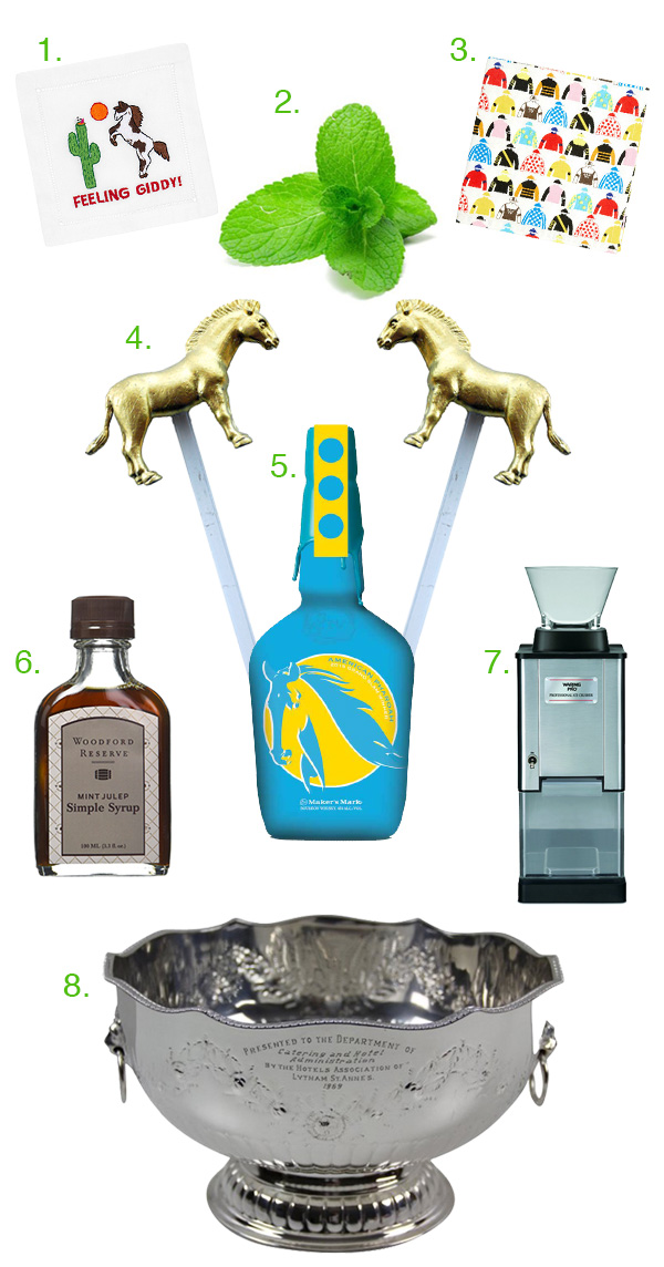 Gift Guide: Kentucky Derby 2016 // stirandstrain.com