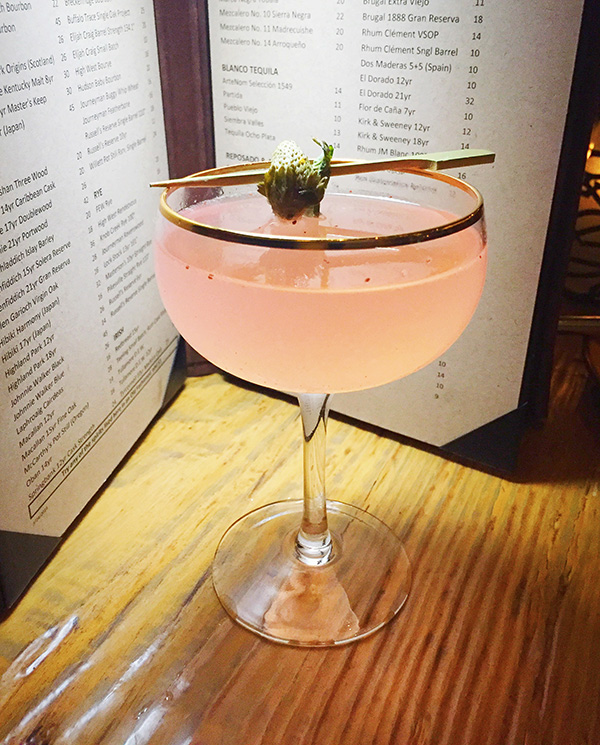 Monday Booze News: drink pink // stirandstrain.com