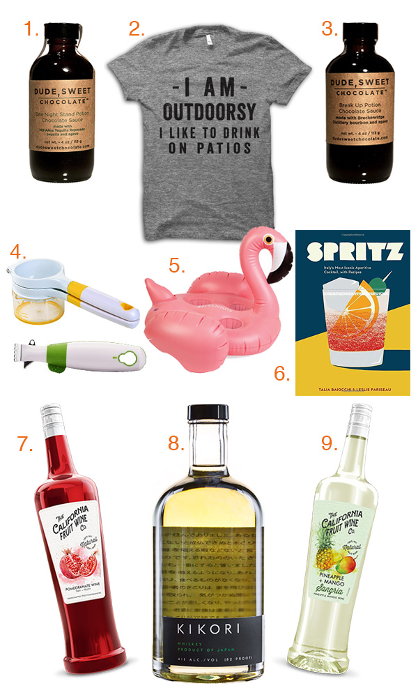 Summer Entertaining Gift Guide 2016 // stirandstrain.com