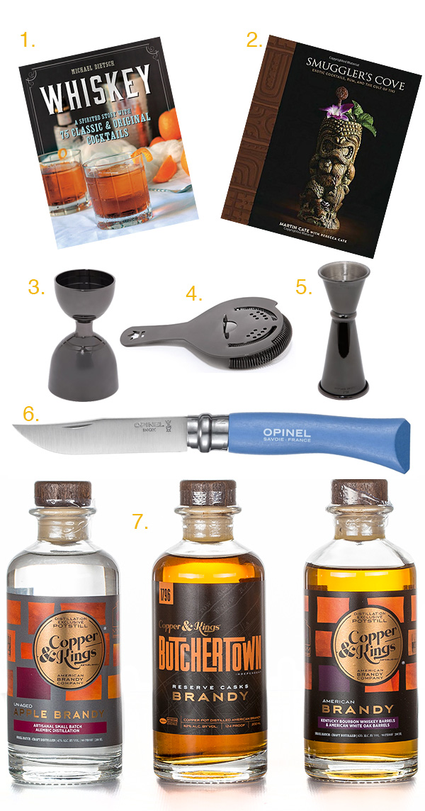 Father's Day Gift Guide 2016 // stirandstrain.com
