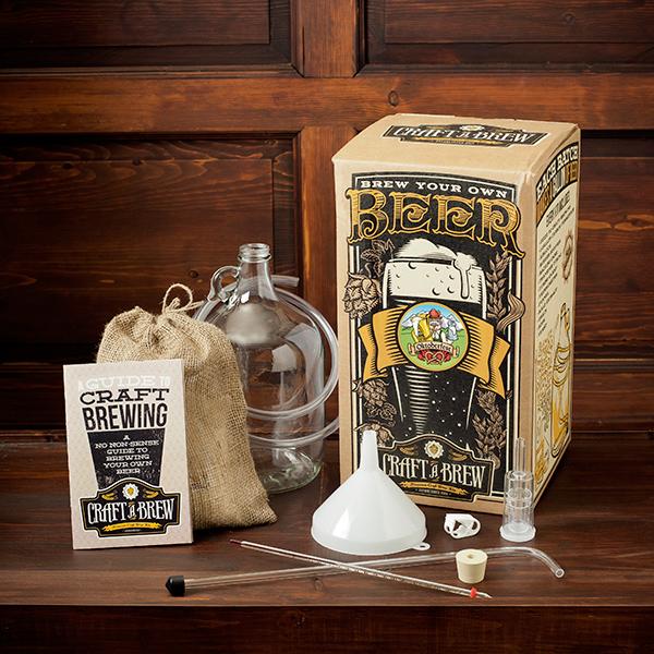 Giveaway: Oktoberfest Brew Kit from Craft a Brew // stirandstrain.com