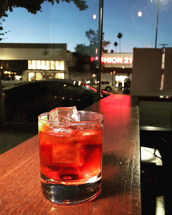 Monday Booze News: negroni out // stirandstrain.com