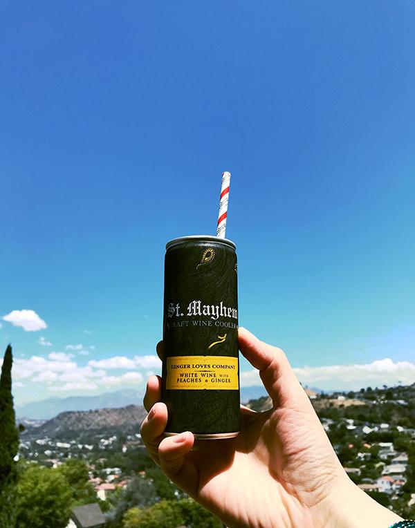 Monday Booze News: wine coolers are the new black // stirandstrain.com