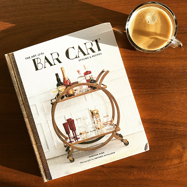 Monday Booze News: bar cart it // stirandstrain.com