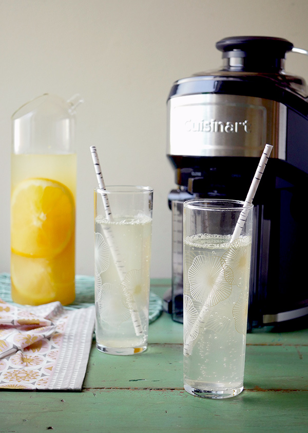 Giveaway: Cuisinart Compact 16 oz Juice Extractor with PC Richard and Son // stirandstrain.com
