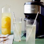 {Now Closed} Giveaway // Cuisinart Compact 16 oz Juice Extractor