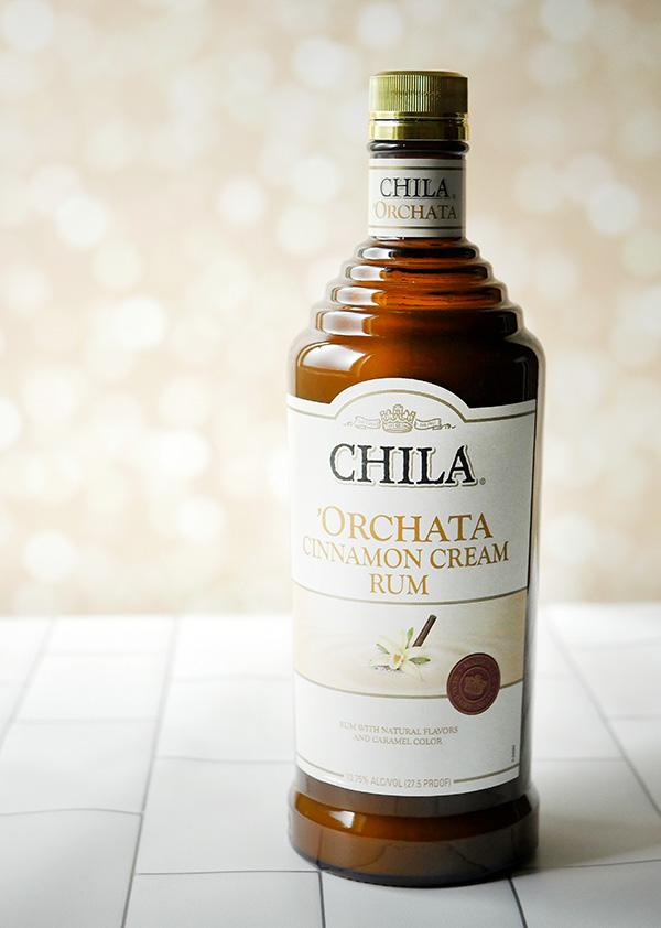 24 Karat Irish Coffee with Chila 'Orchata // stirandstrain.com