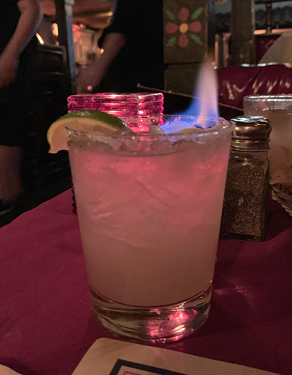 Monday Booze News: margs on fire // stirandstrain.com