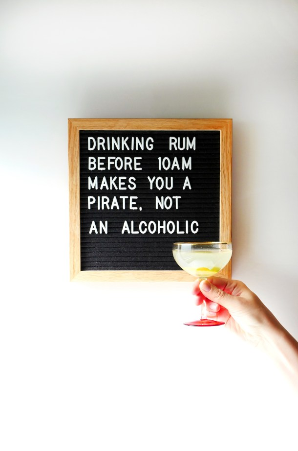 Boozy Words of Wisdom // stirandstrain.com
