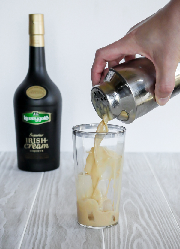 Kerrygold Salted Cream Earl Gray Tea Cocktail // stirandstrain.com